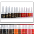 CHUSE J01 Permanent Makeup Pigment  Ink Supply For Eyebrows Lips 12 colors for Option Excellent  Cosmetic    Tattoo