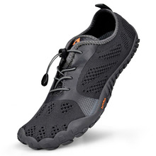 Unisex Men's Running Shoes Summer Breathable Sneakers Gym Walking Shoes Outsole Toes Quick Drying Running Shoes