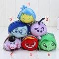 9 см TSUM плюшевые игрушки наизнанку плюшевые игрушки куклы новый экран фильм чистого телефон радость отвращение злой печаль плюшевые кулон игрушка