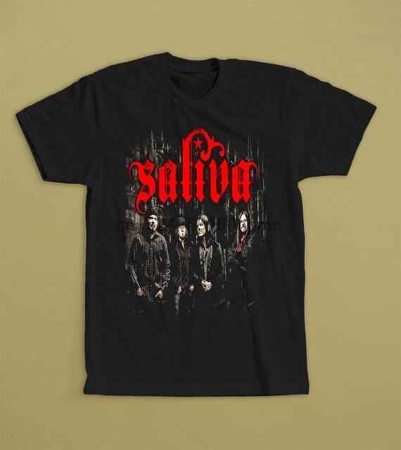 Band Grunge Shirt Saving M Trapt Saliva L Abel Tee Hole Post T Xl S tQrCdxoshB