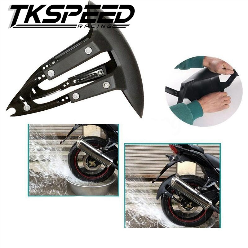 FREE SHIPPING Motorcycle Fender Rear Cover Motorcycle Back Mudguard For Suzuki Kawasaki Honda Yamaha KTM free shipping motorcycle accessories motorbike rear view mirrors for yamaha honda suzuki kawasaki harley davidson moto parts hot