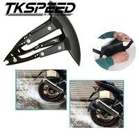 FREE SHIPPING Motorcycle Fender Rear Cover Motorcycle Back Mudguard For Suzuki Kawasaki Honda Yamaha KTM