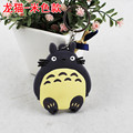 Kawaii Japanese Anime My Neighboor Totoro Toys Cartoon Action Figures PVC Totoro Keychain Baby Girl Kids Toy Double Sides