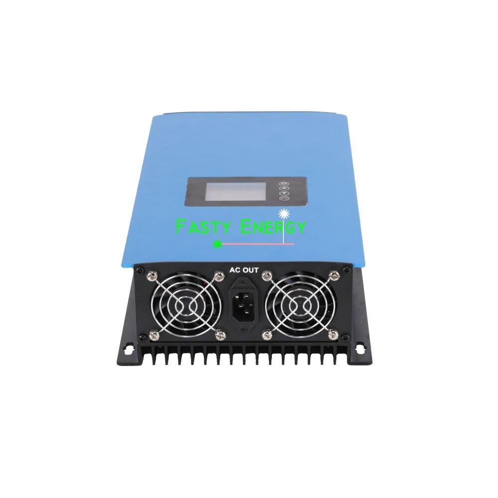Reine Sinus welle 1000W 48V 96v 110v 120v 230v wind auf grid inverter gebaut in controller grid tie inverter mit wifi Led-anzeige