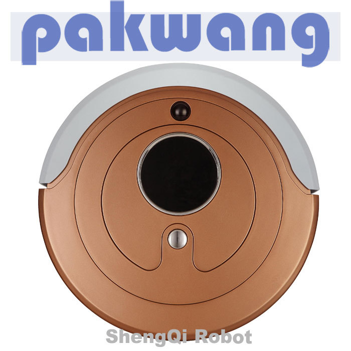 2017 advanced  Robot Vacuum Cleaner with talking function and recharge ,robot vacuum