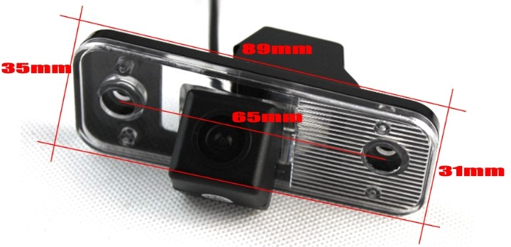 Car Camera For Hyundai Azera  Grandeur TG 2005~2011 High Quality Rear View Back Up Camera For Fans Use  RCA size