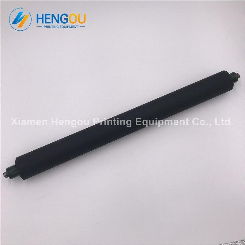 printing parts rubber roller for heidelberg gto heidelberg sm102 printing parts intermediate roller bracket