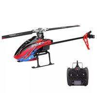 XK K130 2,4G 6CH бесщеточный 3D6G система Flybarless Радиоуправляемый вертолет RTF Совместимость с FUTABA S FHSS RTF Вертолет игрушка для детей
