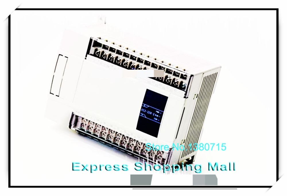 New Original XCM-24T3-C PLC DC24V 14 DI 10 DO Transistor 3 channels pulse output for motion control 2pcs new 10pcs om micro switch v 105 1a4 t v 105 1a4 t industry industrial plc d