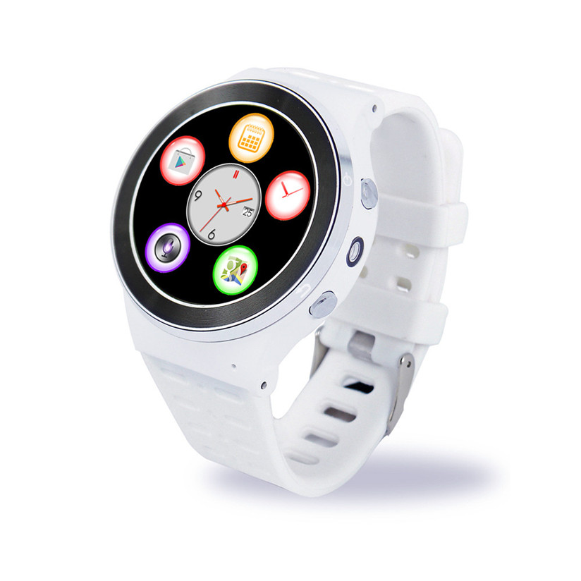 S99 GSM 3G Quad Core Android 5.1 Smart Phone Watch GPS WiFi Bluetooth 8GB Camera Wrist Watch For Ios Android Phones P5