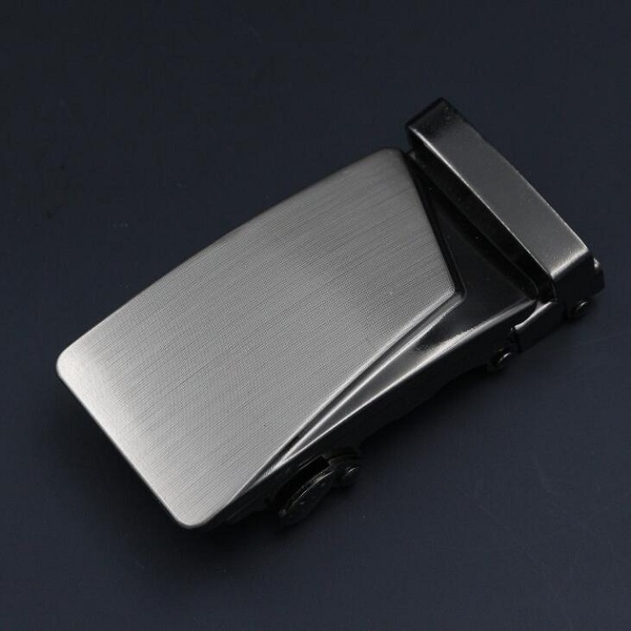 3,5 (4,0 см) Мужской металлический автоматический ремень пряжка без ремня мужская мода кожаный ремень пряжка голова Мужские аксессуары wh