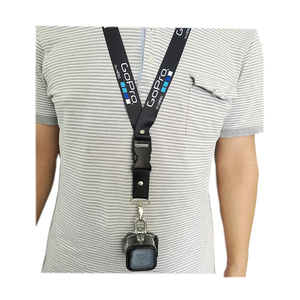 Image 3 - Sangle de poignet/corde pour Gopro Hero 9/8/7/6/5/4 SJCAM SJ4000 SJ8/9/10 SJ6 sj8 S300 EKEN H9 pour XiaoMi yi 4K Mijia