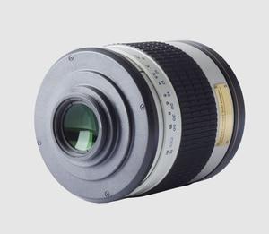 Image 3 - 500mm F/6.3 Telefoto ayna lens + T2 Montaj Adaptörü Halka Canon Nikon Pentax Olympus Sony A7 A7RII a6300 DSLR