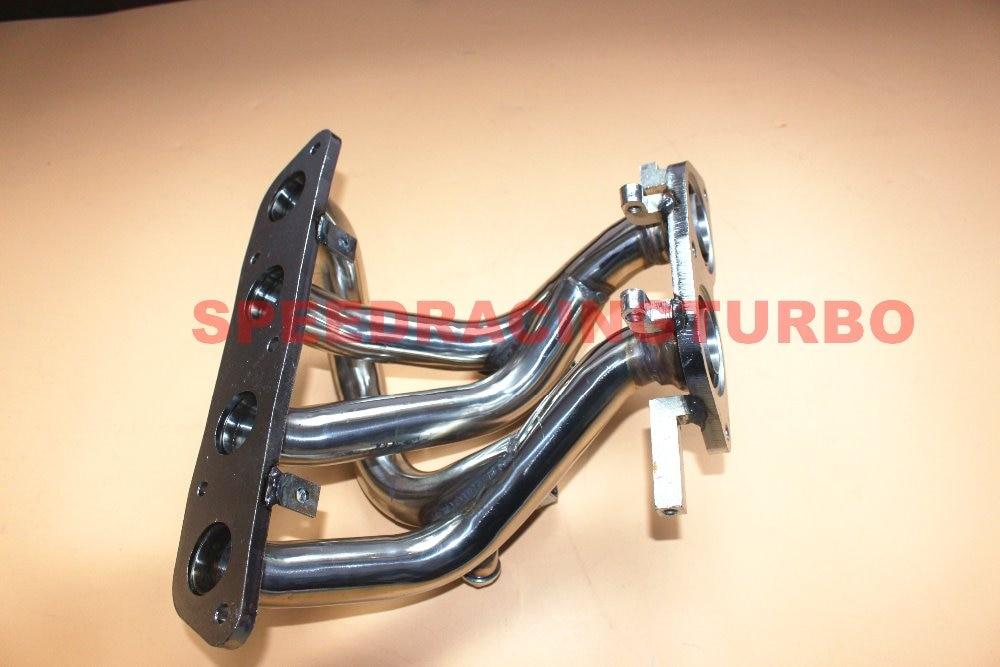 Stainless Race Manifold Header For Toyota MR-2 MRS Spyder 1.8L DOHC ZZW30