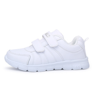 Image 5 - Boys school shoes girls sneakers Childrens white sports shoes breathable running shoes kids non slip soft casual sneakers 25 41