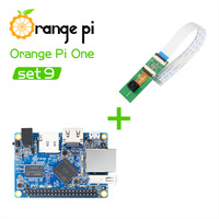Orange Pi One SET9: OPI One and 2MP Camera with wide-angle lens