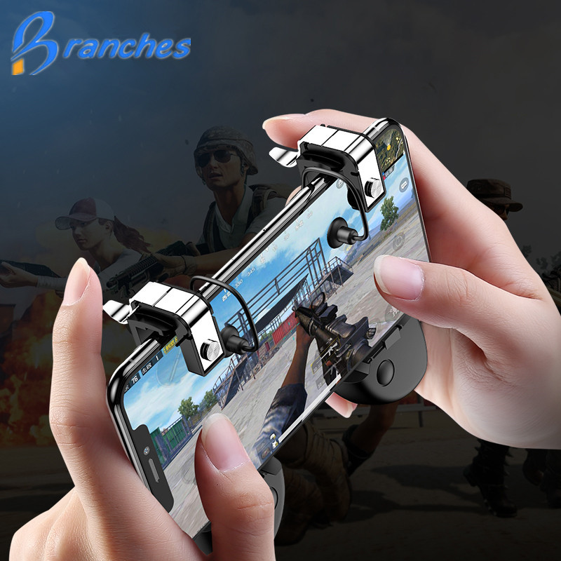 Branches Mobile Game Controller Gamepad Trigger