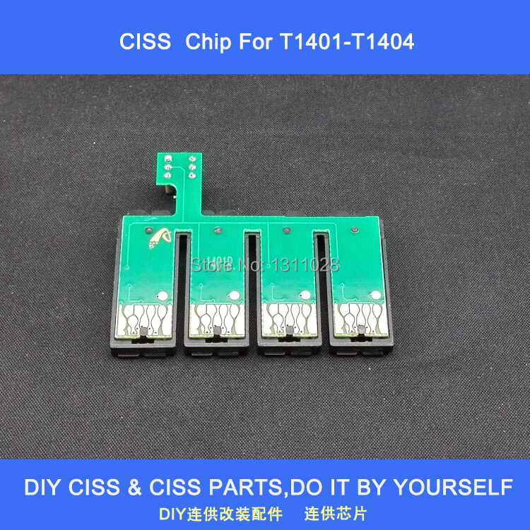 forma de tinta t1401 combo compativel chips para epson stylus office tx620fwd tx560wd workforce 630 633