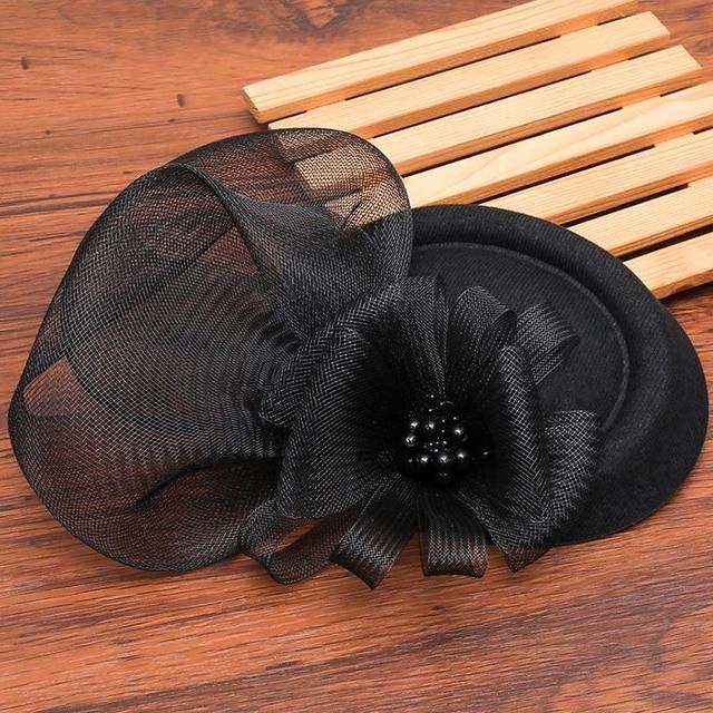 Women's Chic Fascinator Hat  3