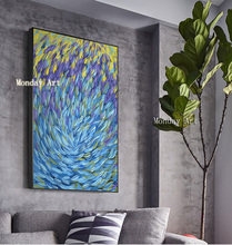 Hand Painted Famous Picasso Abstract Canvas Knife Oil Painting Home Decoration Wall Art