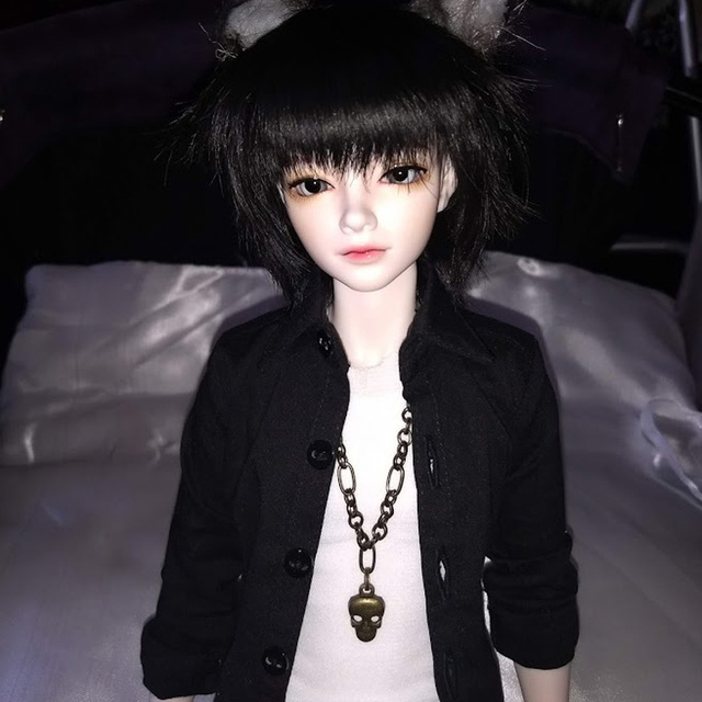 2018 New Arrival 1/4 BJD Doll BJD/SD Handsome Include Eyes Daniel Boy Doll For Baby Girl Birthday Gift
