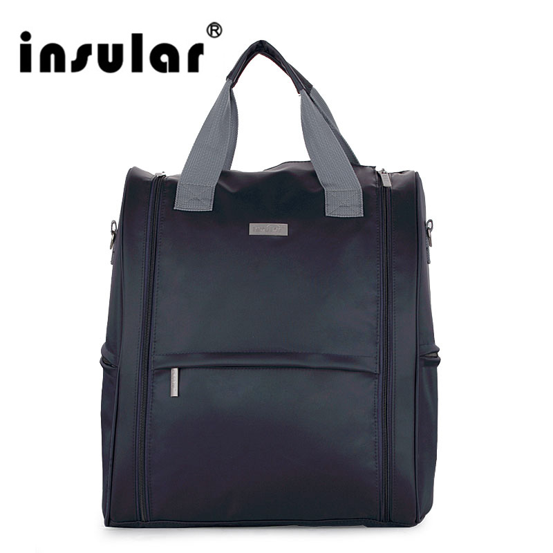 Insular Baby Diaper Backpack Fashion Mommy Bag Backpack Changing Bags Nappy Bags
