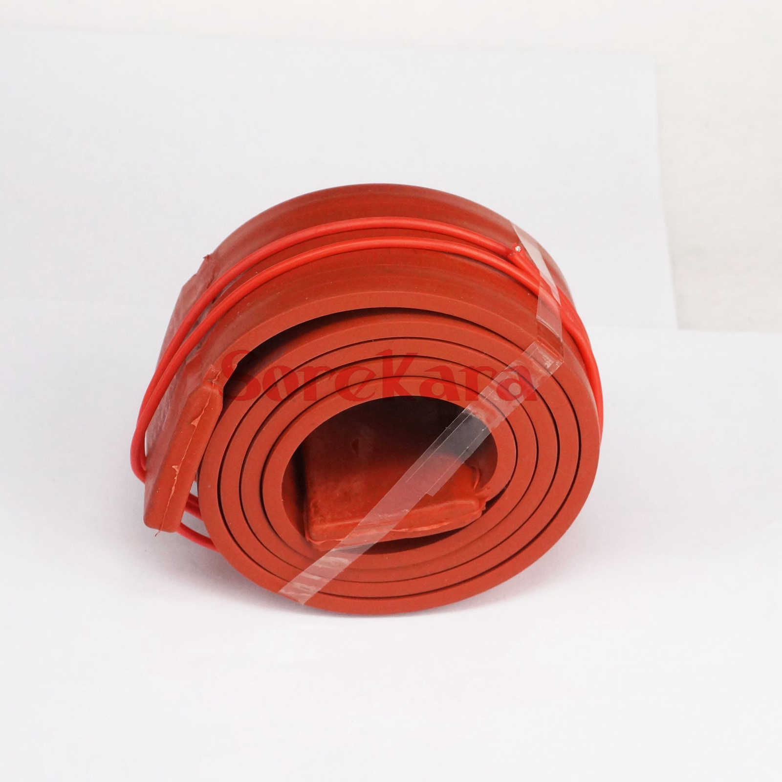 medium resolution of 110v ac 50x1000mm 150w waterproof flexible silicone rubber heater heating belt unfreezer for pipeline electrical wires in wires cables from lights