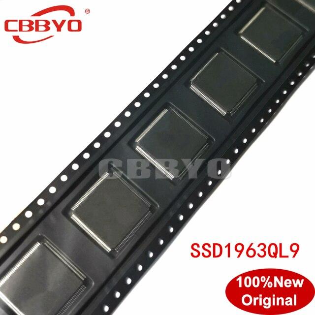 5 10 pièces 100% Nouveau SSD1963QL9 SSD1963 QFP 128