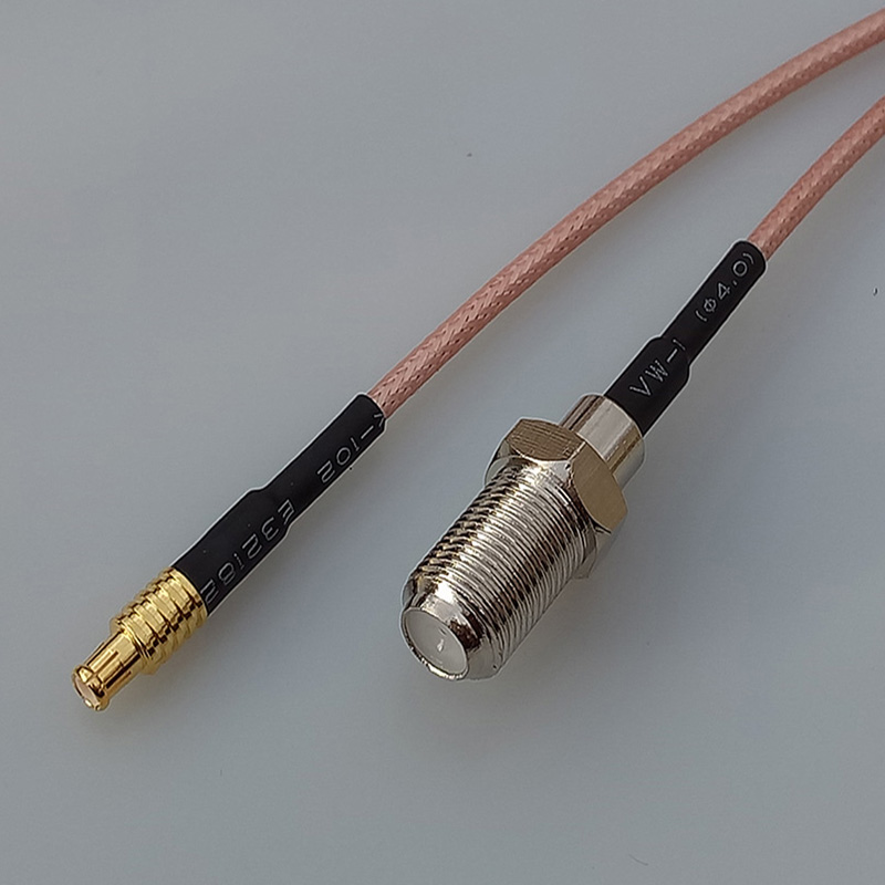 Customize Coaxial RF Cable WIFI antenna adapter MCX male straight switch F type female jack pigtail cable RG316 15cm wholesale 8pcs rf cable connector mcx rf coaxial cable male plug adapter mcx usb modem tv antenna pigtail cable rg316 178 lmr100