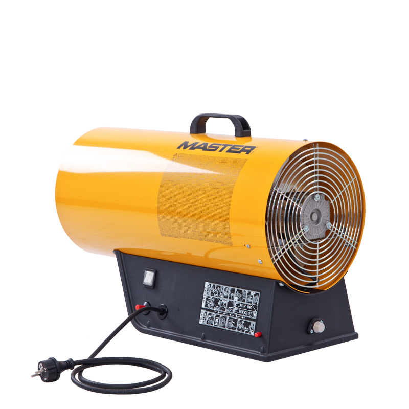 73kw Italian Master brand lpg gas industry heater, propane hot air heater for green house,factory,restaurant,animal husbandry