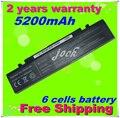 Bateria para samsung x60 q210 r39 r410 r41 m60 jigu np P210 P460 P50 P60 R40 R45 R60 R65 R70 R58 R510 R700