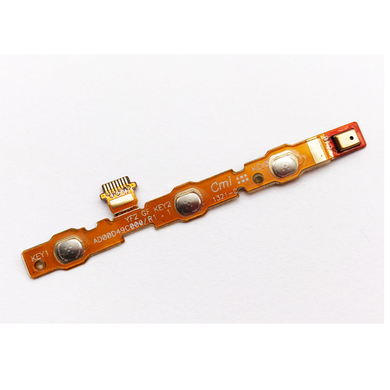 New For Asus Google Nexus 7 II 2013 2nd Gen Power Switch On Off Flex+Side Volume Button Key Flex Cable Ribbon
