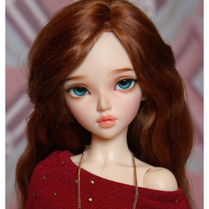 Chloe Cline ante mirwen msd 1/4 ball joint doll BJD doll with eyes(China)
