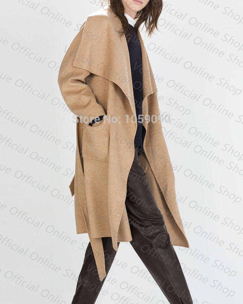 Popular Cashmere Trench Coat-Buy Cheap Cashmere Trench Coat lots