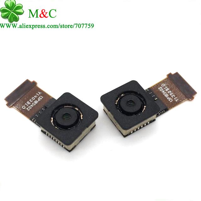 Traseiro original câmera principal flex para htc one m7 m7 principal voltar câmera traseira módulo flex cabo com número de rastreamento