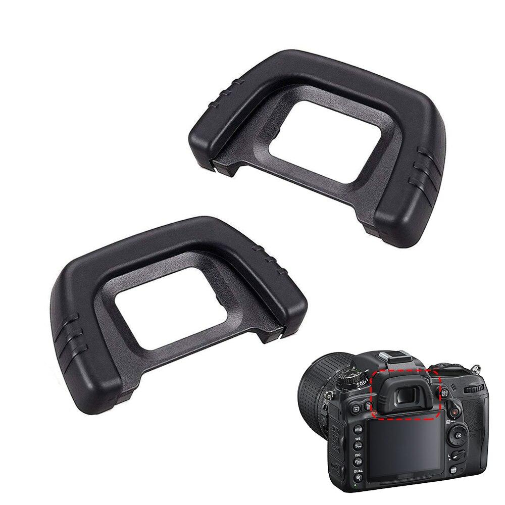 2PCS DK21 DK-21 Rubber Eyecup Viewfinder Eyepiece Eye Cup For Nikon D750 D610 D600 D7000 D90 D200 D80 D70s D70