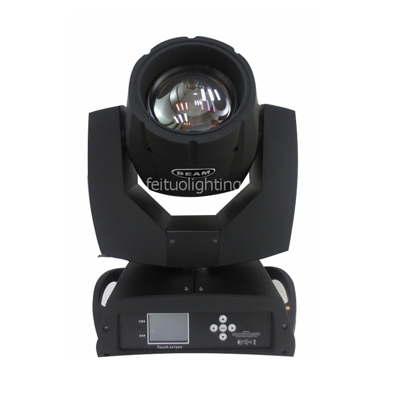 Top Sell 230w Sharpy 7r Beam Moving Head Light Clay Paky Lyre Beam 7r Touch Screen DMX Beam 7r 230w