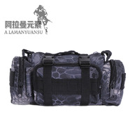 Utility 3P Military Tactical Duffle Waist Bags Tactical Molle Assault Backpack Waist Mountain Bicycle Bike Cyclin