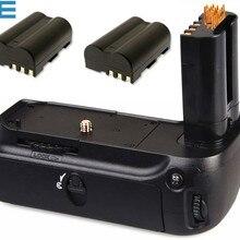 MB-D80 батарейный блок+ 2x EN-EL3E батареи для цифровых зеркальных камер Nikon D80 D90