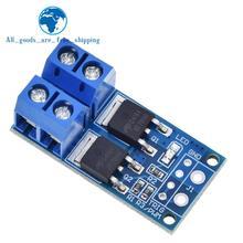 15A 400 Вт MOS FET триггерный переключатель модуль привода ШИМ-регулятор панель управления для arduino