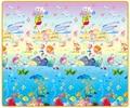 200*180*2 Толщиной двусторонняя pattern детские ковры, циновки ребенка игрушки Играть коврики развивающихся коврики eva foam полы 4 видов стилей