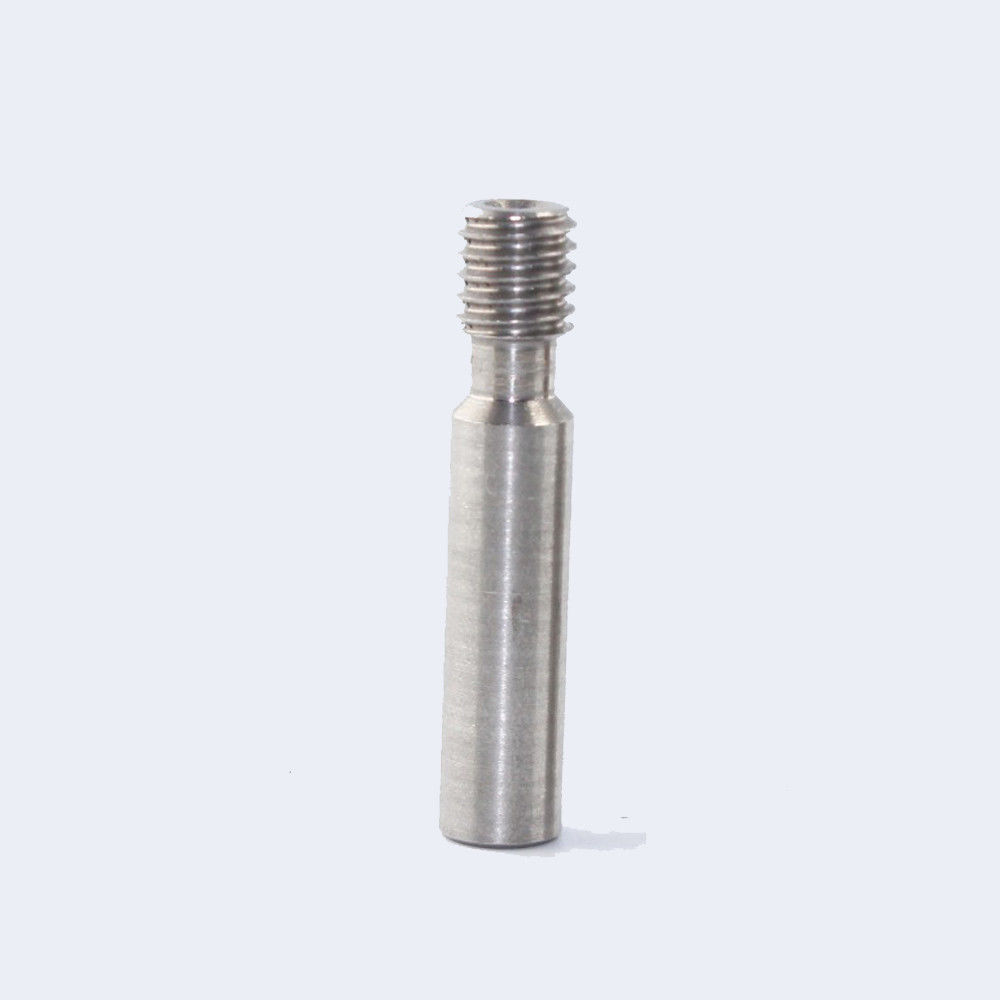 MK8 Extruder Thermal Barrier Throat M6x30mm for CTC 3D Printer 1.75mm Filament