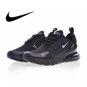 Original Nike Air Max 270 zapatos de correr transpirables para hombre 2018 nueva llegada auténtica