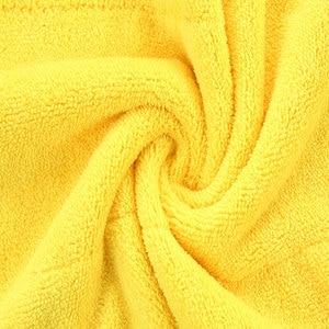 Image 5 - Extra macio 30*30 30*60 30*40cm lavagem de carro toalha de microfibra pano de secagem de limpeza de pelúcia cuidado de carro detalhando polimento
