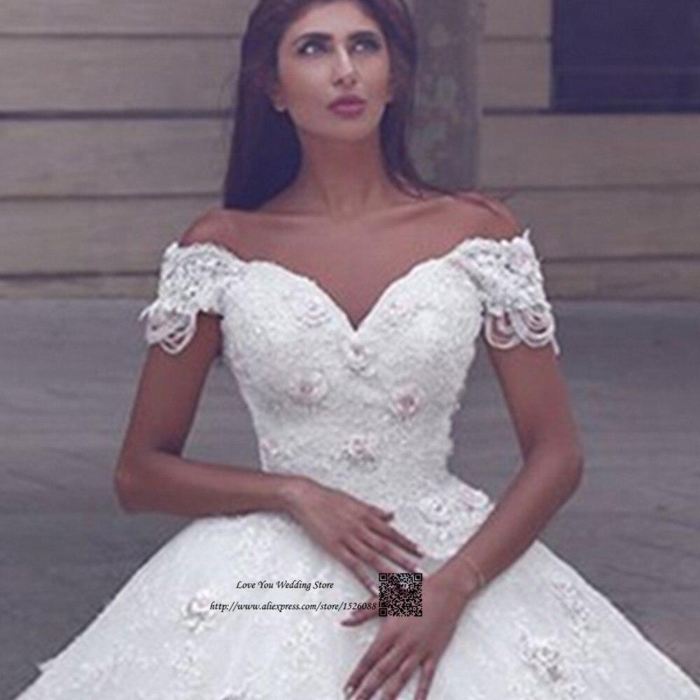 Indische Ballkleid Brautkleider Türkei Vestido de Renda Hochzeit ...