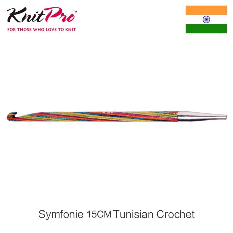 №1 unidades knitpro Symfonie Túnez crochet - a580