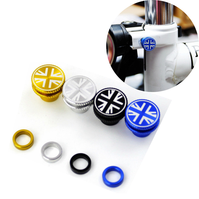 Ultralight M6 Bicycle Rear Shocks Nuts for Brompton Flag Nuts 4 Colors Bike Seatpost Nuts with 2mm Washer 2.0g camp pro nuts 1 4