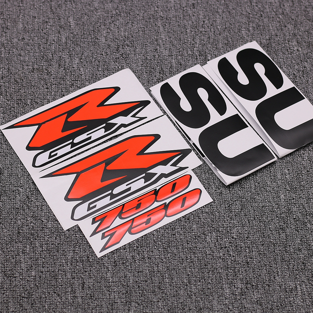outboard decal aufkleber adesivo sticker set 2004 Suzuki 6 Four stroke