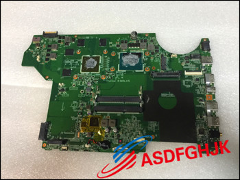 Original ms-16j21 ms-17921 for MSI GE72 GE62 LAPTOP MOTHERBOARD WITH I7-4720HQ and gtx960m  Test OK free shipping
