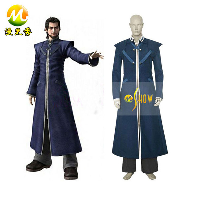 coldplay final fantasy vii 7 reeve tuesti cosplay costume men costume halloween costume fantasia men final